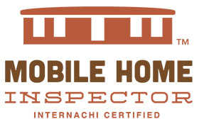 mobile home inspector logo